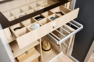 Accessories Drawer | Top Shelf Closets