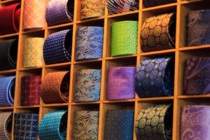 Velvet Tie Cubby | Top Shelf Closets