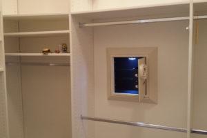 Wall Safes | Top Shelf Closets