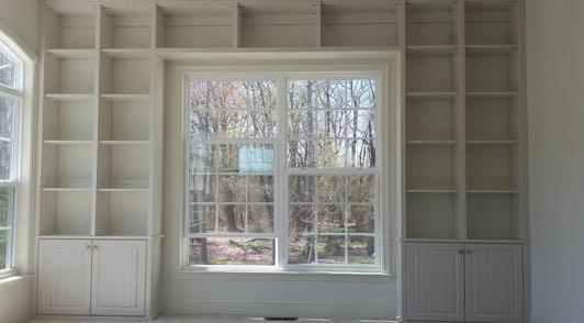 Built in organisation | Top Shelf Closets