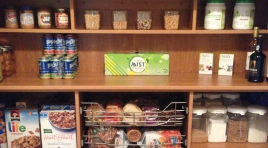 Pantry organisation | Top Shelf Closets