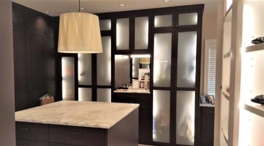 Master Dressing Room | Top Shelf Closets