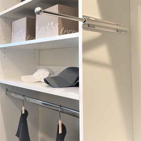 Organising tips | Top Shelf Closets