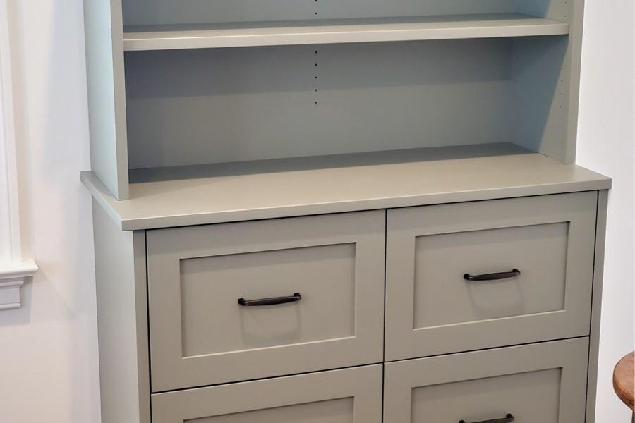 Cabinets | Top Shelf Closets