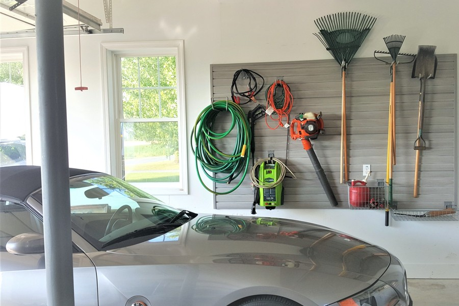 Garage area | Top Shelf Closets