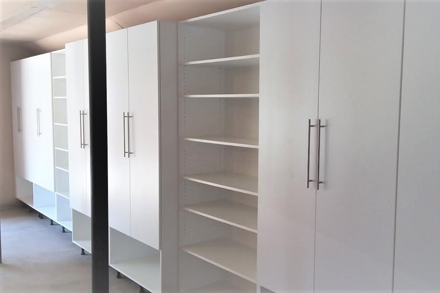 Garage cabinets and shelves | Top Shelf Closets
