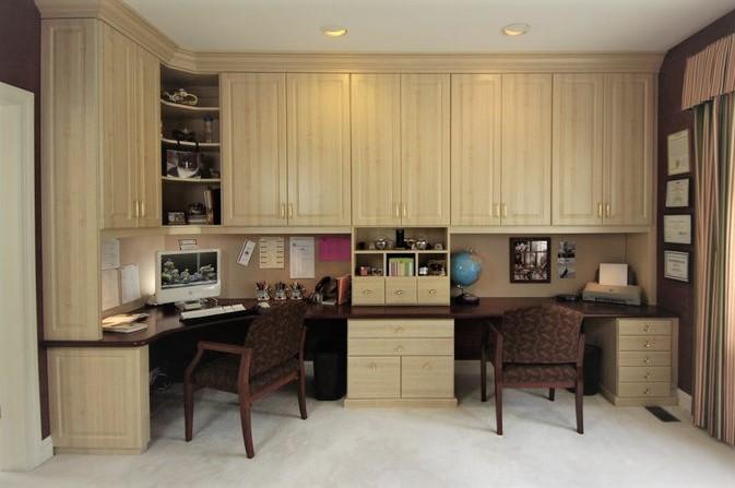 Office interior | Top Shelf Closets