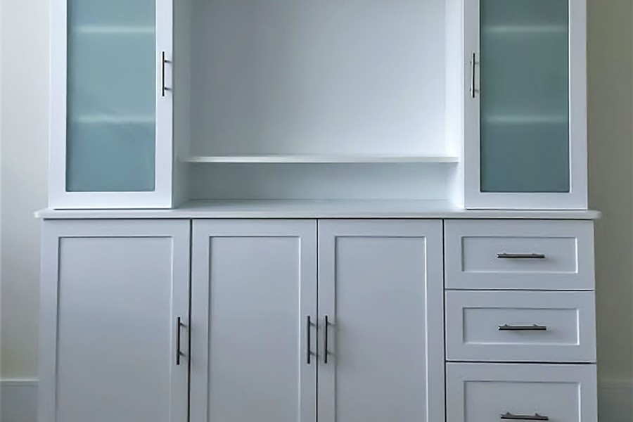 Custom Rooms & Built-ins | Top Shelf Closets