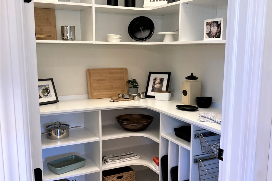 Walk in pantry | Top Shelf Closets