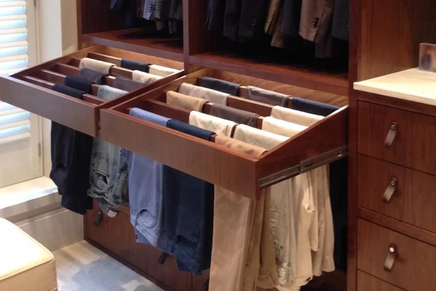 Walk in closet drawer | Top Shelf Closets
