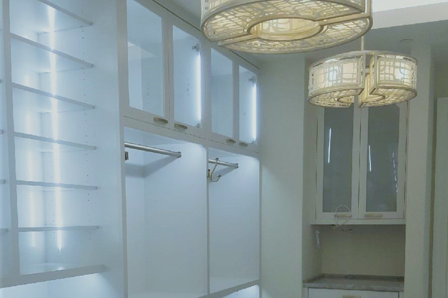 Walk in closet | Top Shelf Closets